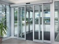 Faac Automatic Doors