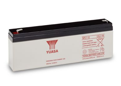 12 volt 2.1 amp Battery